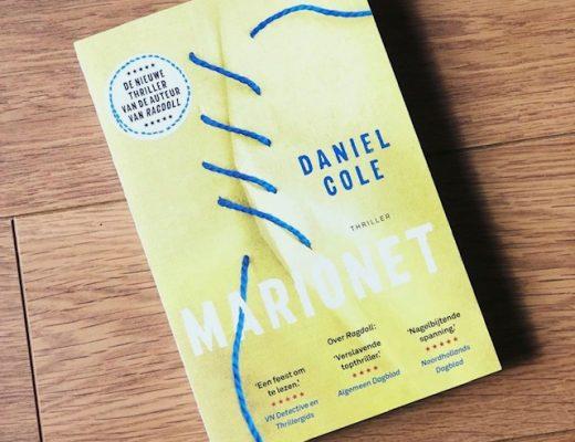 Daniel Cole – Marionet (Ragdoll #2)