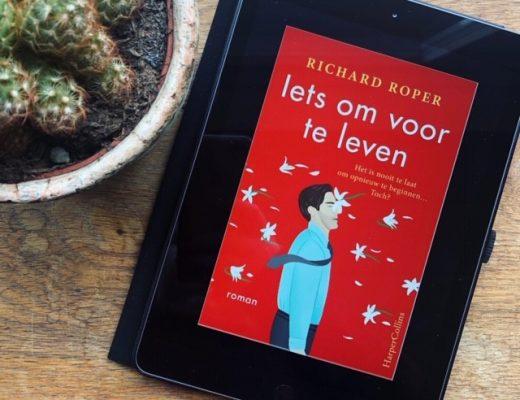 Richard Roper – Iets om voor te leven