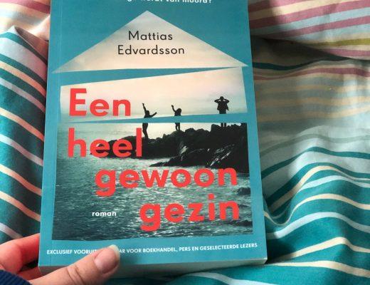 Recensie Een heel gewoon gezin – Mattias Edvardsson