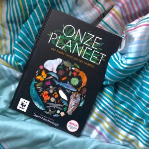 Recensie Onze planeet – Matt Whyman