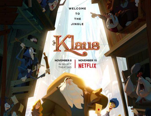 Filmrecensie Klaus