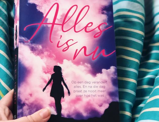 Recensie Alles is nu – Amy Giles
