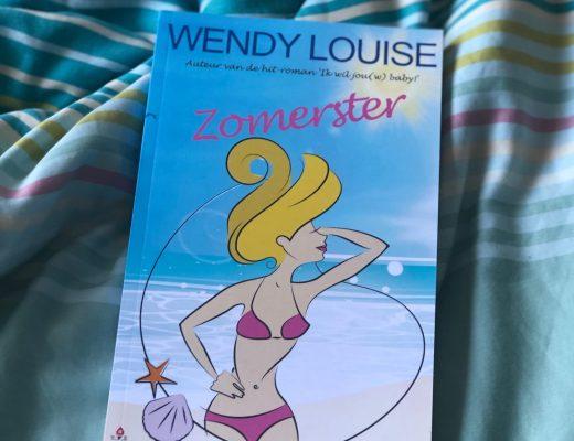 Recensie Zomerster – Wendy Louise (Seizoenenserie 1)