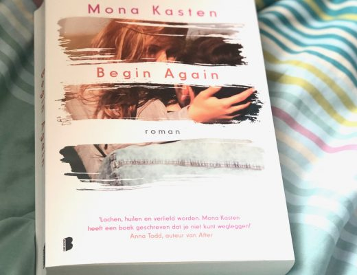 Recensie Begin again – Mona Kasten (Again #1)