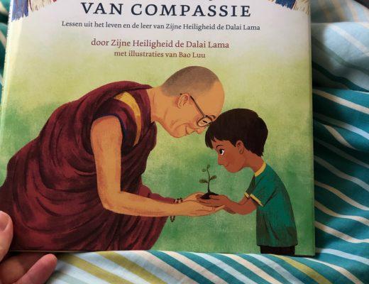 Recensie Het zaadje van compassie – Zijne Heiligheid de Dalai Lama