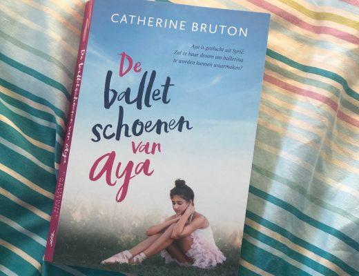 Recensie De balletschoenen van Aya – Catherine Bruton